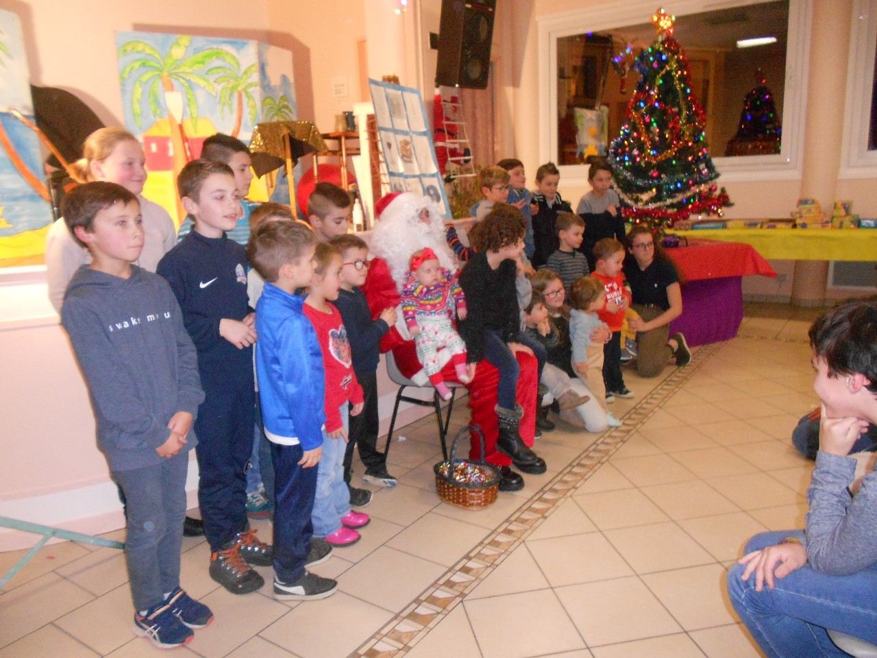 spectacle noel 2018 enfants